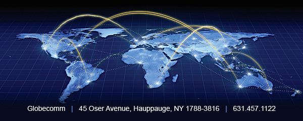 Globecomm - 45 Oser Avenue, Hauppauge, NY 11788-3816